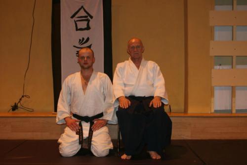 Seminarium z Senseiem Malcolmem Crawfordem 6 DAN 14-15.04.2012